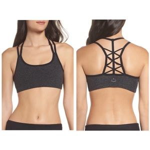 NWOT Beyond Yoga | Strappy Hour Bra